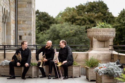 Wideo - Lauren Bernofsky - Trio for Brass (Polish Brass Trio)