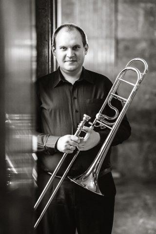 Wideo - Ewa Fabiańska-Jelińska - Arabeska II for trombone and piano