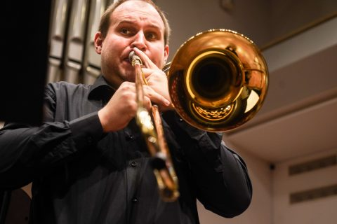 Wideo - Frank Martin - Ballade for trombone and piano