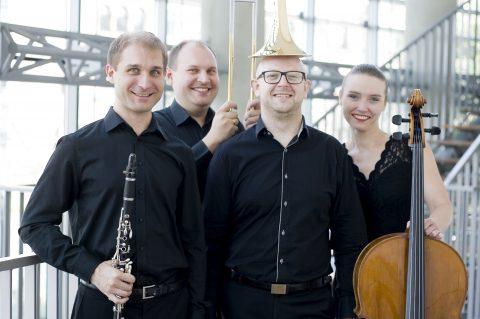 Wideo - Kazimierz Serocki - Swinging music (Sepia Ensemble)